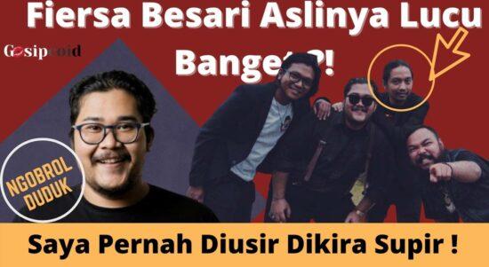 Manager Fiersa Besari Dzawin Wira dan Aqia